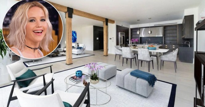 Jennifer Lawrence Nyc Apartment For