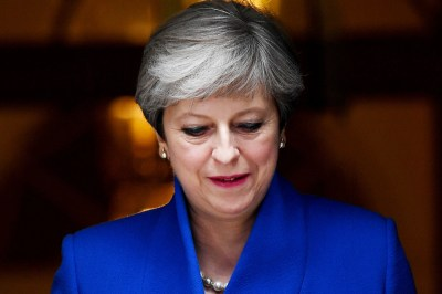 U.K. Election: British PM Theresa May Under Pressure After ...