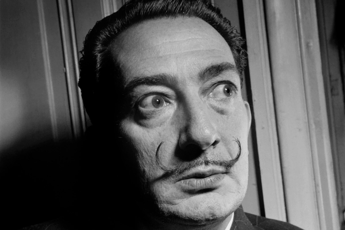 Exhumation Of Salvador Dali S Remains Finds His Mustache