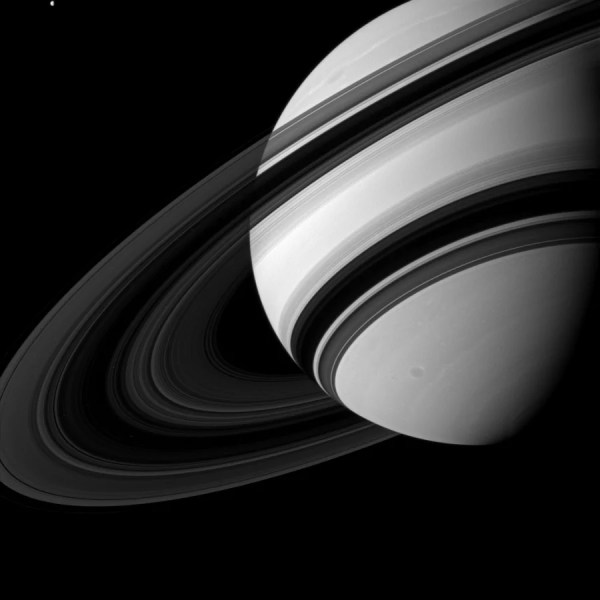 Farewell Saturn Cassini' Dazzling Of Ringed Planet - Nbc