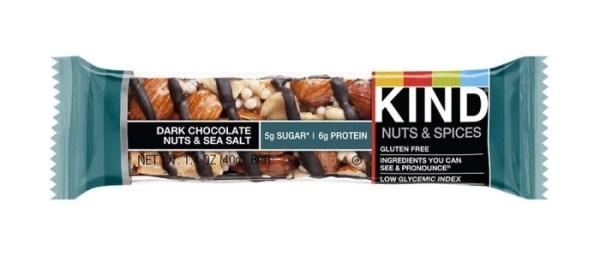 Boxes of Kind bars recalled over improper nut labeling