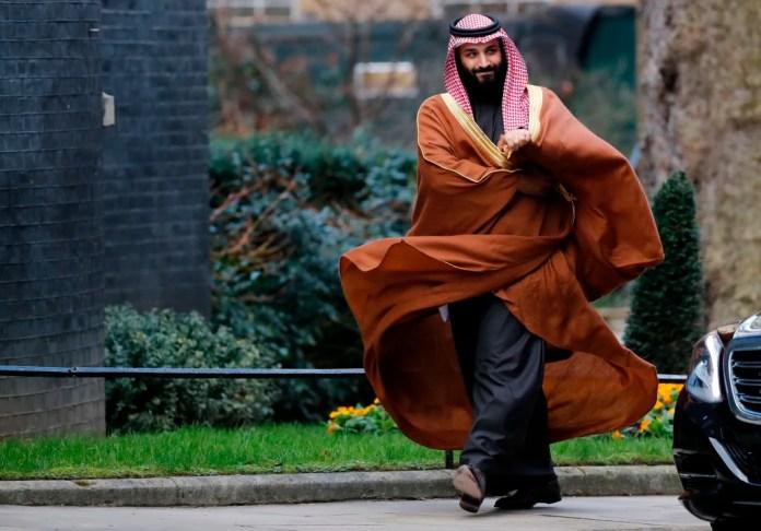 Image: Mohammed bin Salman
