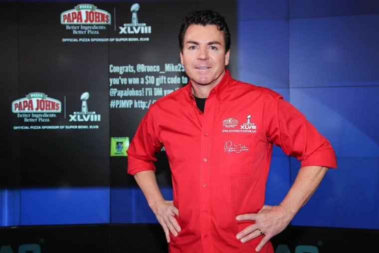 Image: John H. Schnatter, Founder, Chairman and CEO of Papa John's International, Inc.
