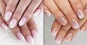 'baby boomer nails' modern