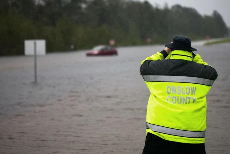 Image: L'ouragan Florence