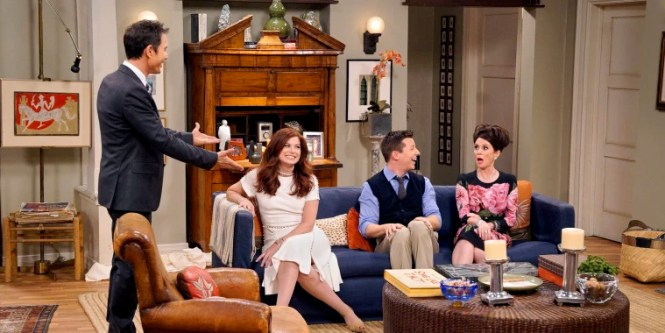 See The Will Grace Apartment Reimagined