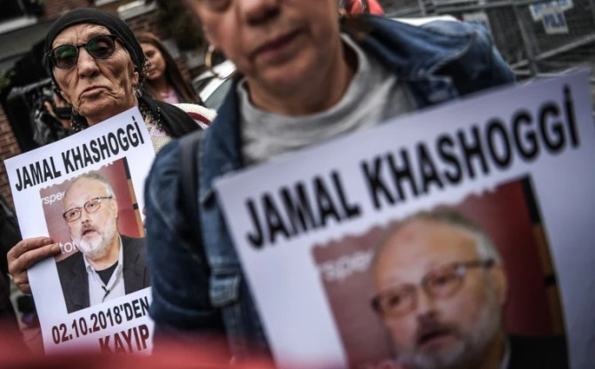 Image result for Khashoggi with Saudi Arabia