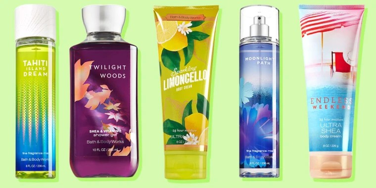 Bath  Body Works sells classic  90s scents like Plumeria