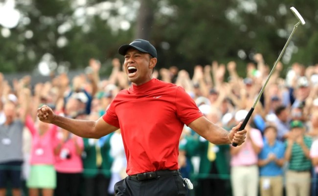 Tiger Woods Masters Title Was Impressive But Athletic