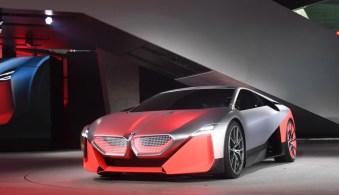 Image: BMW Vision M Next concept