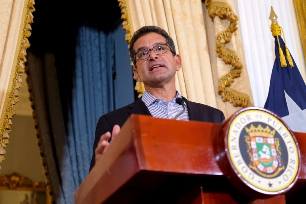 In Puerto Rico, pro-statehood Pedro Pierluisi leads governor's race