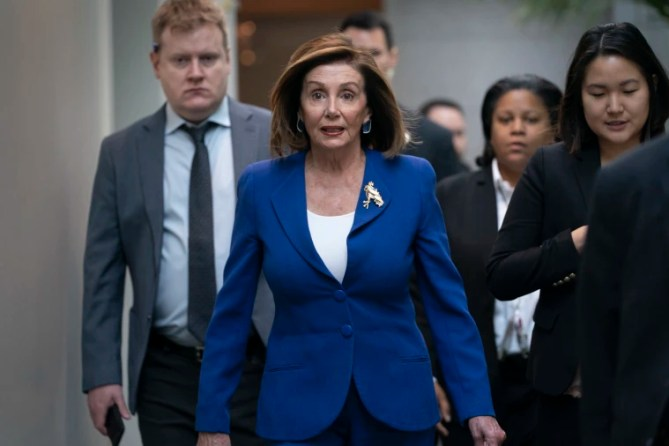 Pelosi announces House to vote Thursday on limiting Trump's war ...