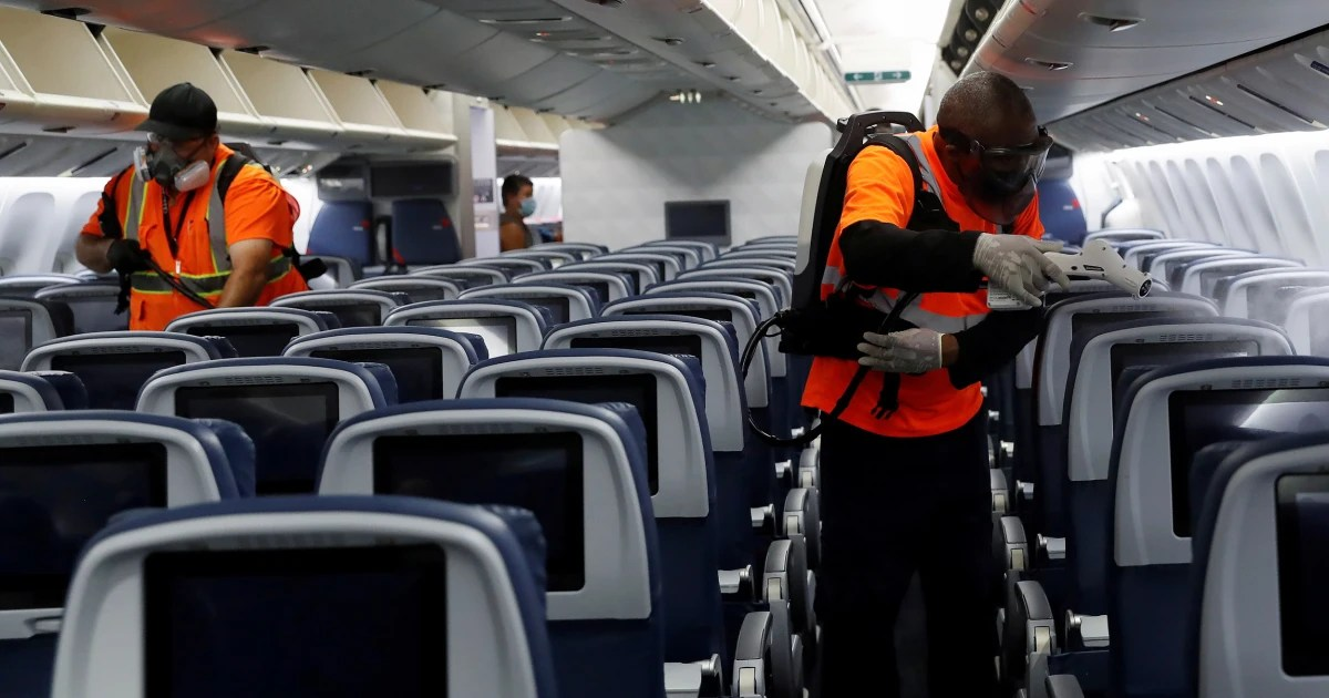 Air travel industry prepares for a summer demand surge 3/8/21