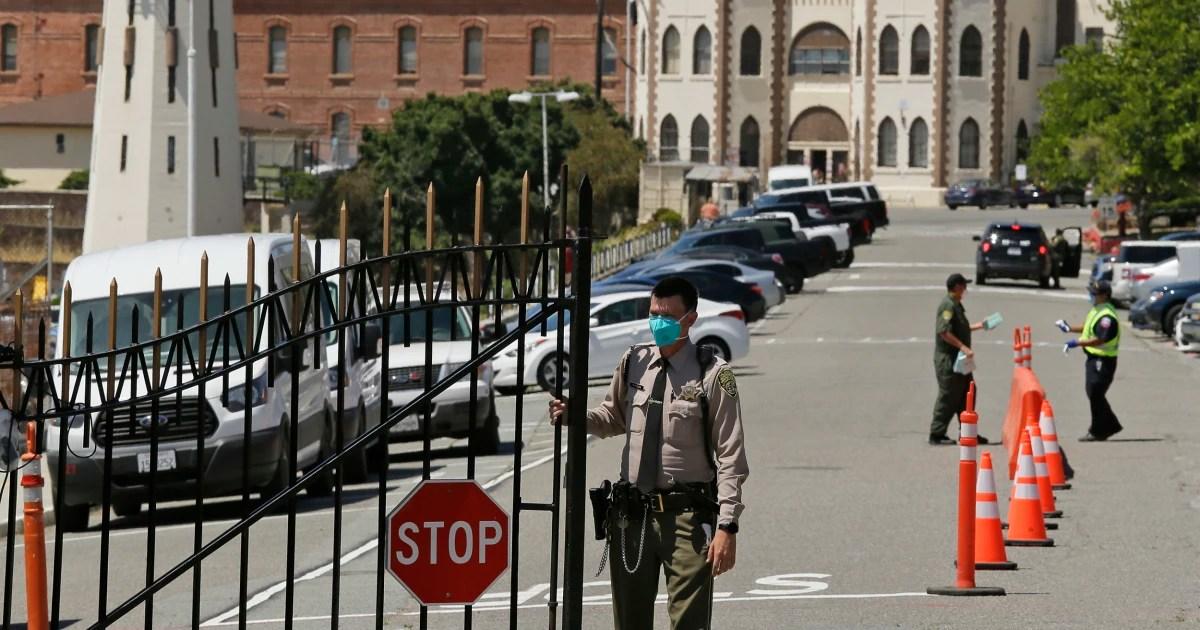 California releasing 76,000 inmates, including repeat felons