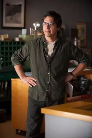"Ray Romano plays Hank on ""Parenthood."""