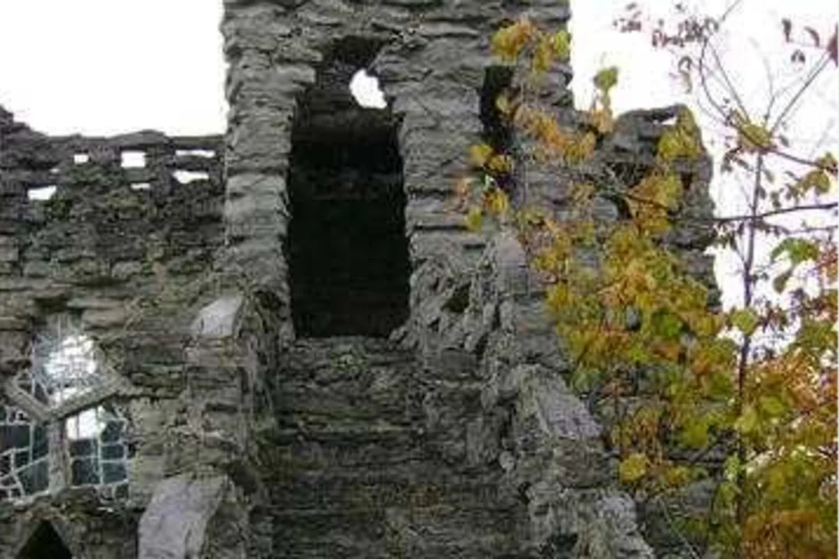 Listingof the week Ruins of upstate NY castle brim with