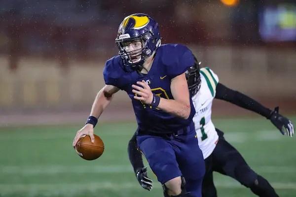 Oak Ridge football, Justin Lamson
