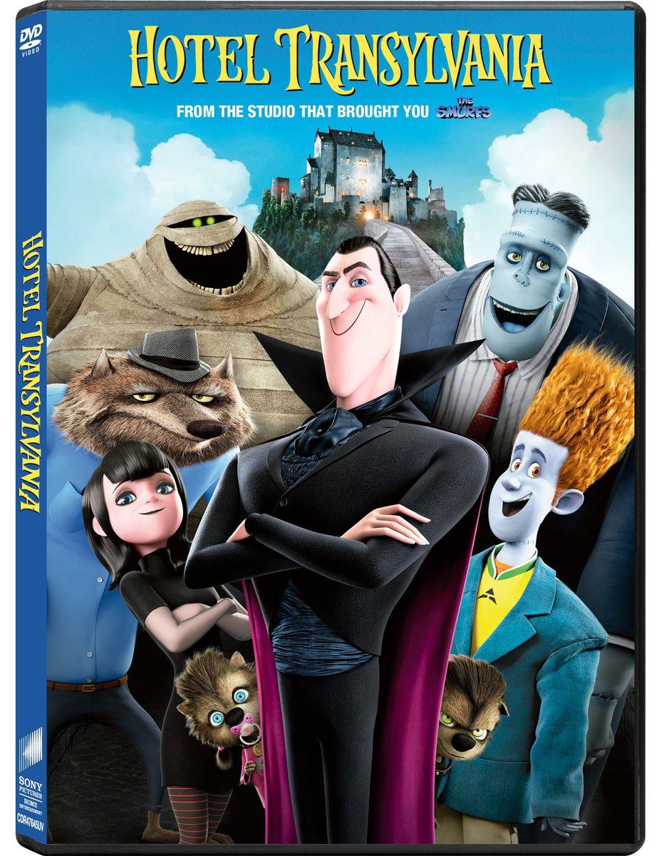 Hotel Transylvania DVD-Cover