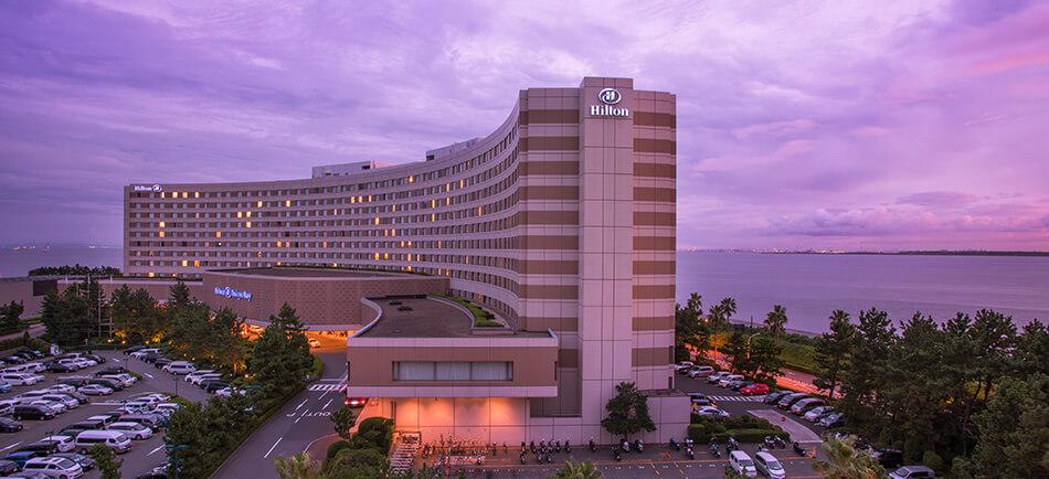 Official Hilton Tokyo Bay Tokyo Disney Resort