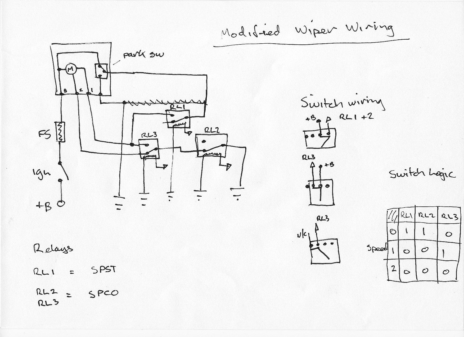 ongaro wiper motor wiring diagram titanic class windscreen - impremedia.net