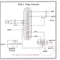 Edis 4 Wiring Diagram 1997 Ford Explorer Jbl Radio Zetec Ignition Advice Found This One For You Don T Worry About The Megajolt A Minute Just Wire What Have Got To And It Will Run Also