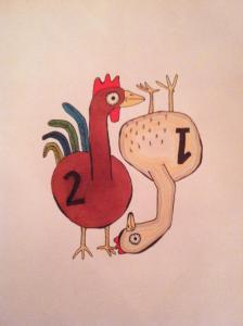 Hen 1 och Hen 2