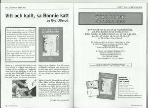 """sydkattens recension av """"Vitt och Kallt, sa Bonnie Katt"""""""