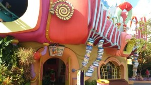 Dr Seuss bokhandel