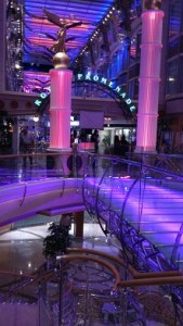 Promenaden by night