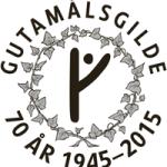 Gutamålsgillet-70år-logo