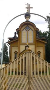 Kyrka i Torneå, för ryska soldater