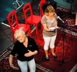 Sydsvenskan 13 sept: reportage från Novellfestivalen