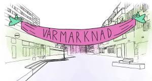 Mitt Möllans vårmarknad