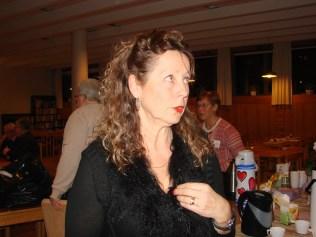 Gunilla Friberg-Uhlin berättar om rosor