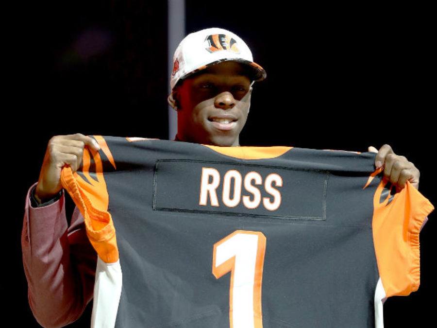 John Ross Football Picks