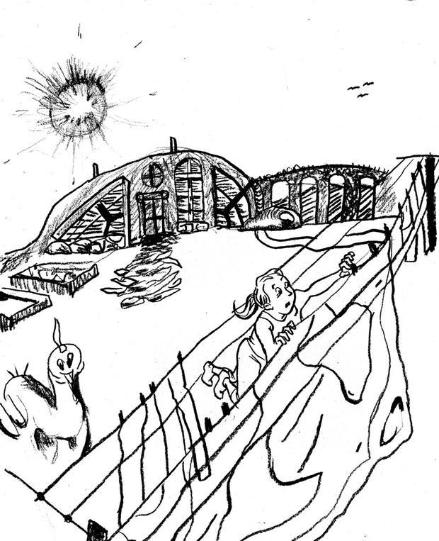 The Great Studio 360 Doodle Dare Report