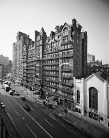 ' Dream Palace' Chelsea Hotel Fostered