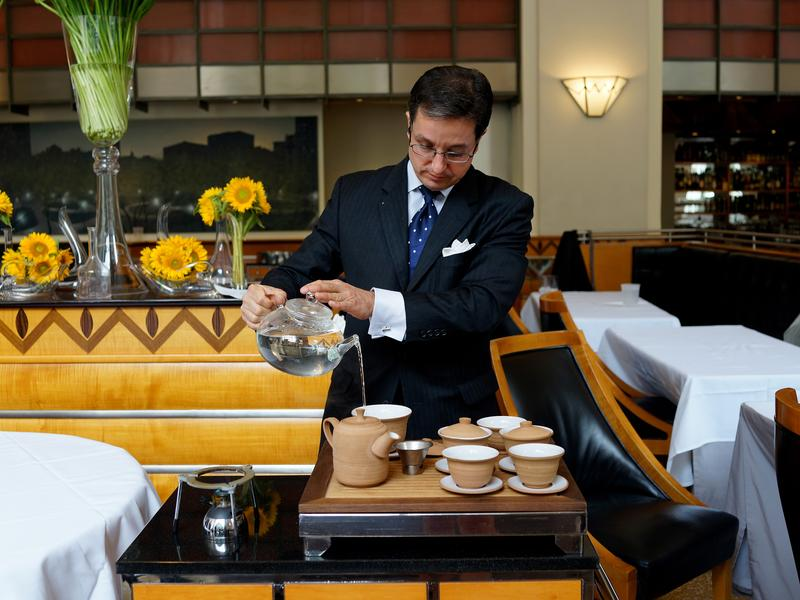 Tea Sommeliers Are The Hot New Thing In Food Pairing  WNYC