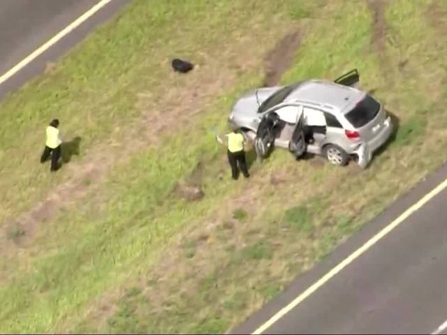 Police use 'pit' maneuver to stop fleeing SUV in Central Florida - wptv.com