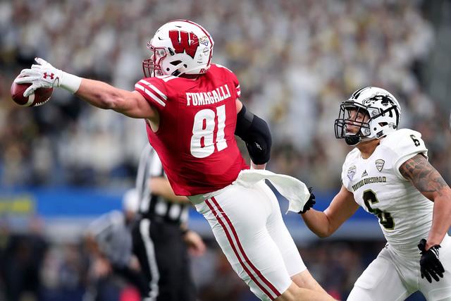 Troy Fumagali NFL