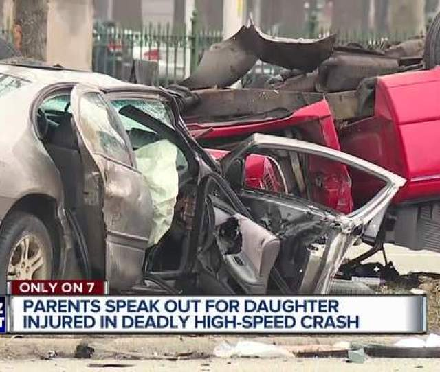 Family Says Passenger In Fatal Car Crash That Killed Man Is Victim As Well