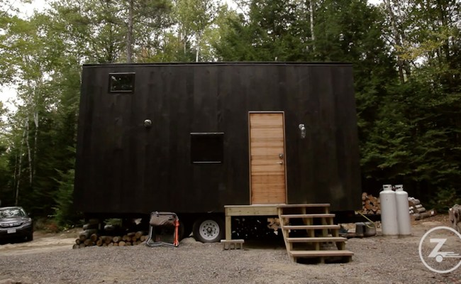 The Tiny House Movement Is Rebuilding Your Weekend Getaway