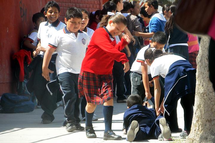 Alumnos de primaria los ms afectados por bullying