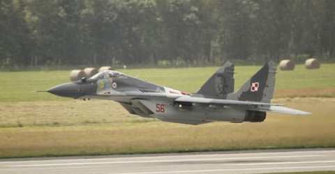 MiG-29, Raving through the skies yet again at the RIAT show