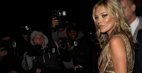 Kate Moss: From supermodel to her first model agency for Vogue magazine