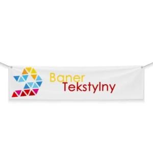 Baner tekstylny