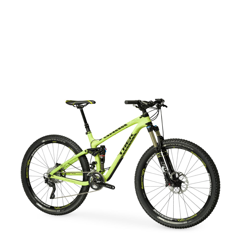 TREK 2015 Full Suspended Bike FUEL EX 9.8 Carbon 27.5