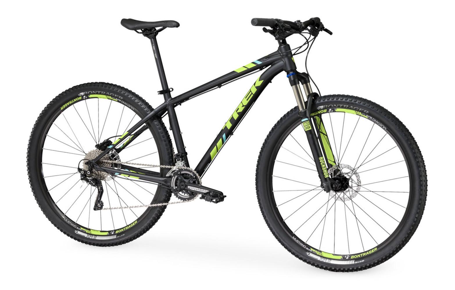 TREK 2016 Vélo Complet 29´´ X-CALIBER 9 Noir Vert