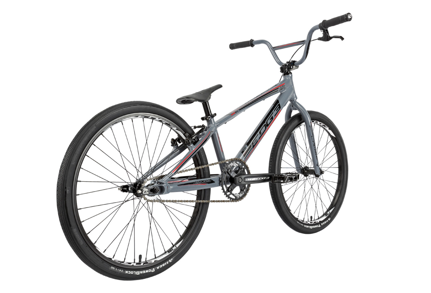 Chase Complete Bmx Edge Cruiser Grey