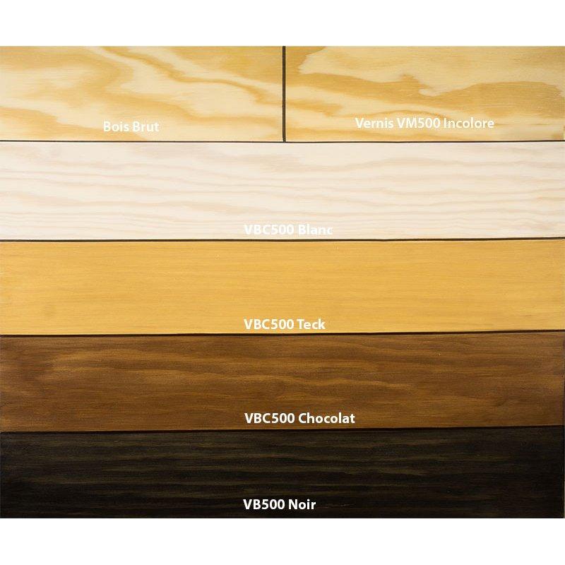 vernis bois couleur vbc500 meuble